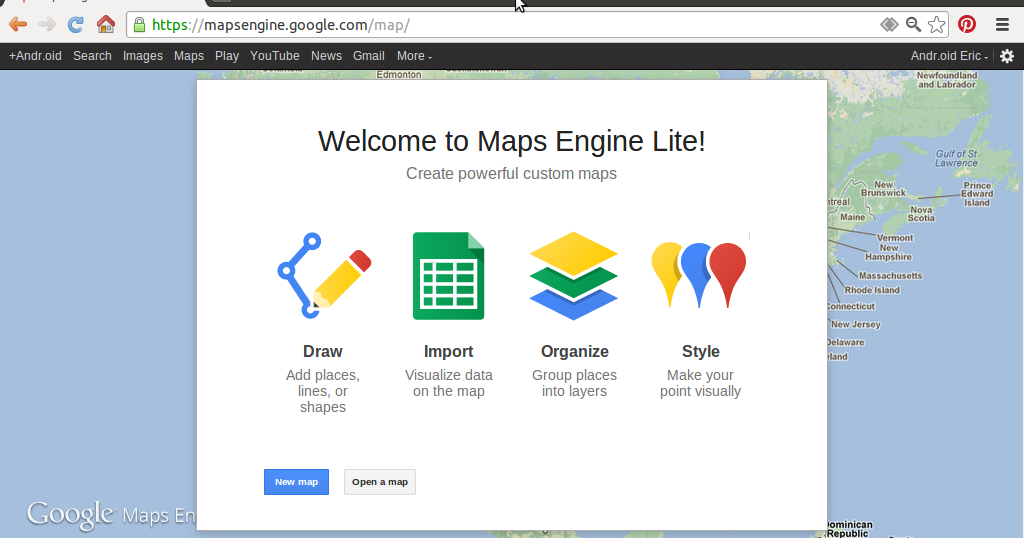 how to draw route on google maps in android example