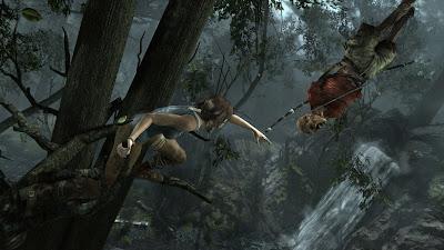 Tomb Raider The Reach pic