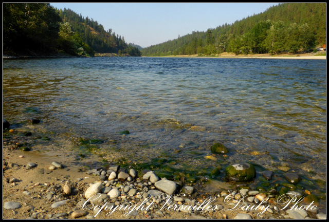 Clearwater river Idaho