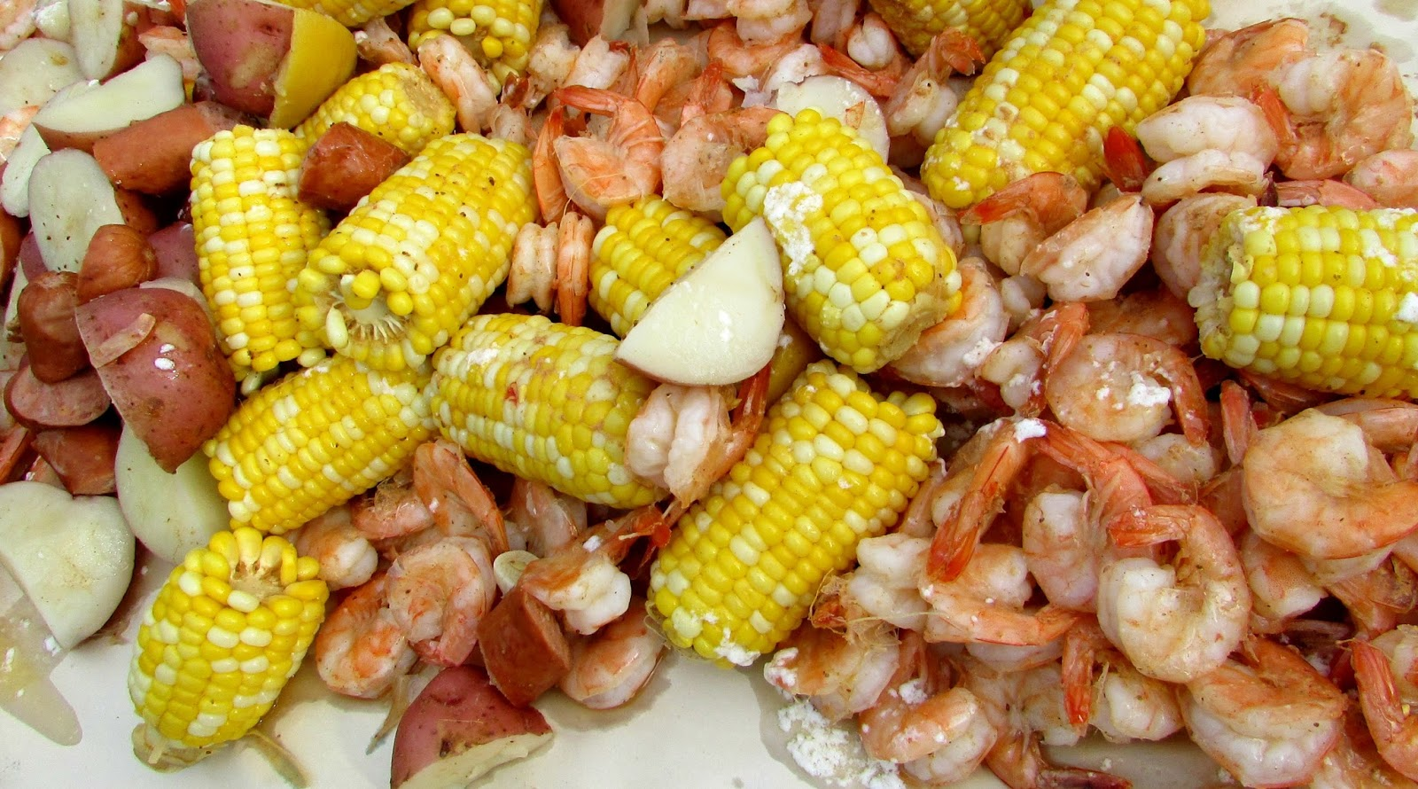 Cooking with Carlee: Shrimp Boil