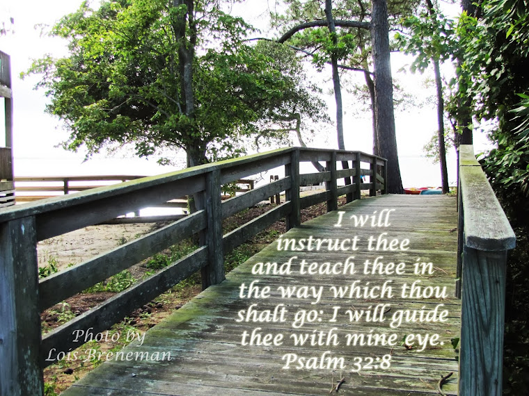 Currituck - Bridge - Psalm 32:8