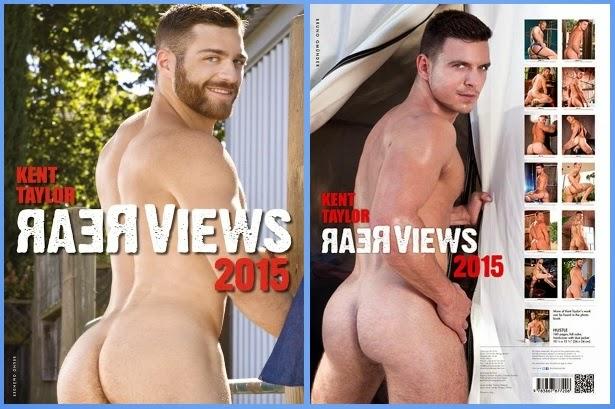 Raging Stallion Calendar Rearviews 2015 Gayrado