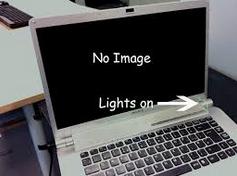penyebab layar laptop mati total
