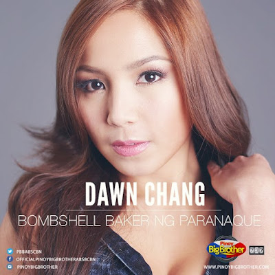 Dawn Chang enters PBB 737 Regular Big Four