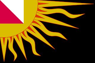 Vlag Universiteit Utrecht University Flag