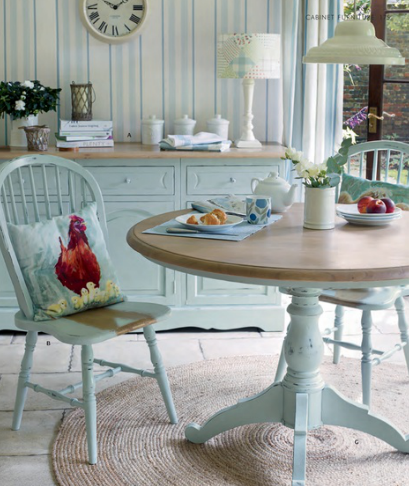 Laura ashley s s 2014 desde my ventana blog de - Muebles estilo country ...