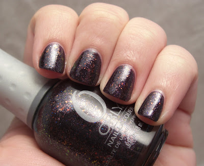 Orly Fowl Play swatch