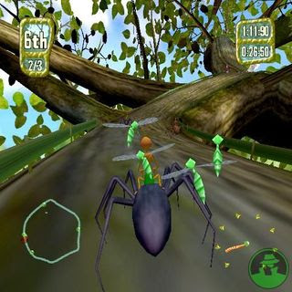 free download Antz Extreme Racing 2