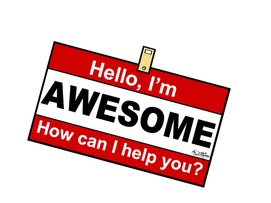 Allegorically Speaking: Who's Awesome?