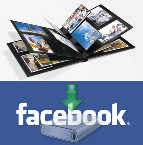 How to Download Entire Facebook Albums + Instagram photos in just a Single Click