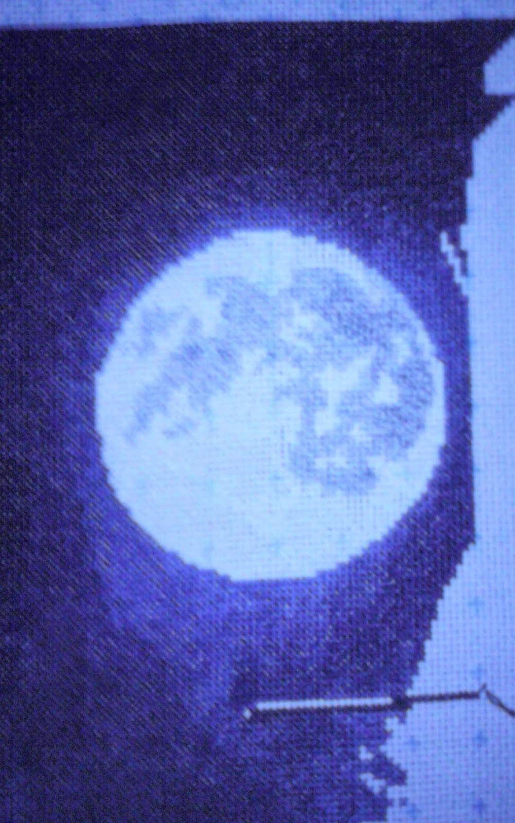 пеликан схема вышивки