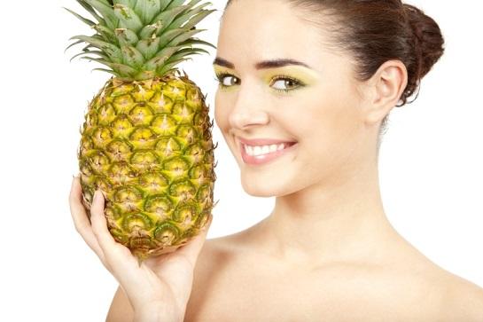 7 Mặt nạ giúp làm đẹp da từ trái dứa cực kỳ hiệu quả
