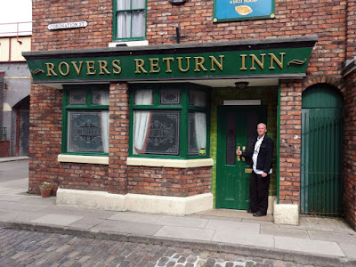 Time to visit The Rovers!