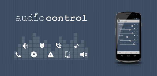 Audio Control v2.0.3 Apk App
