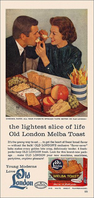 1960s Toaster With Bread ~ Tawdry knickers