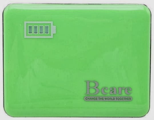 Harga Bcare Power Bank MP 77 – 6200mAh