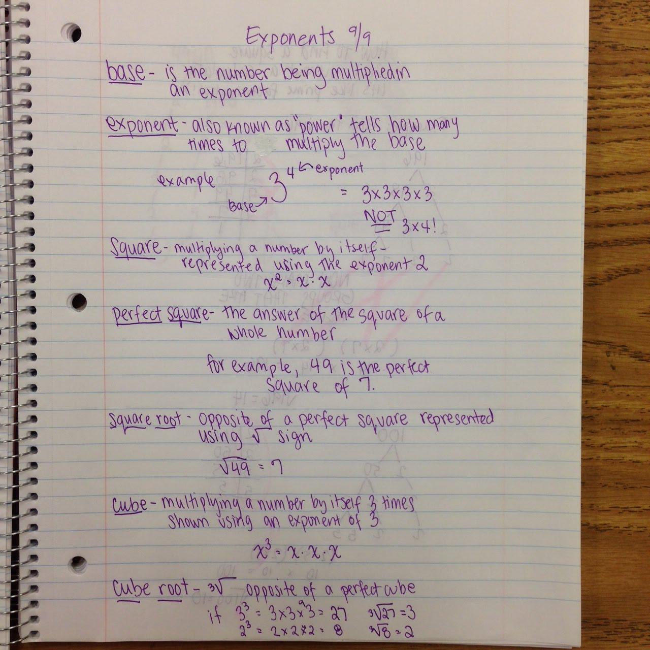 Home task or homework