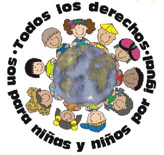 Dibujo por los derechos del niño