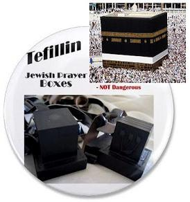 Tefillin come from god?: