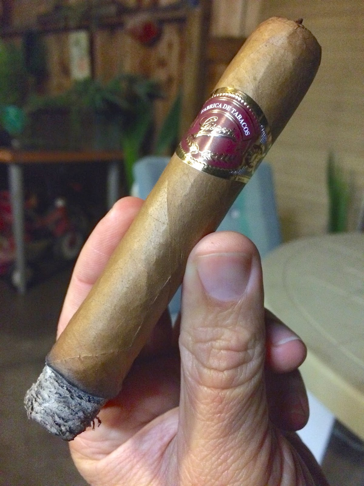 Gispert Connecticut Robusto 2