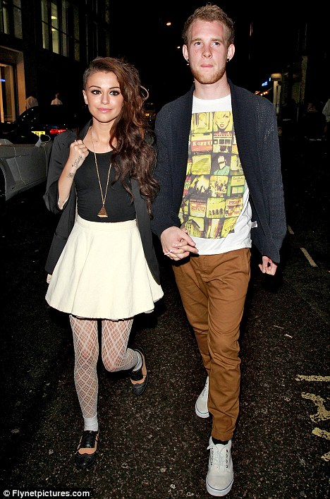 Who is Cher Lloyd dating right now?