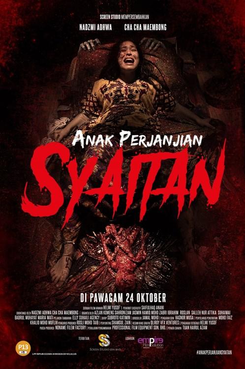 24 OKT 2019 - ANAK PERJANJIAN SYAITAN (Malay)