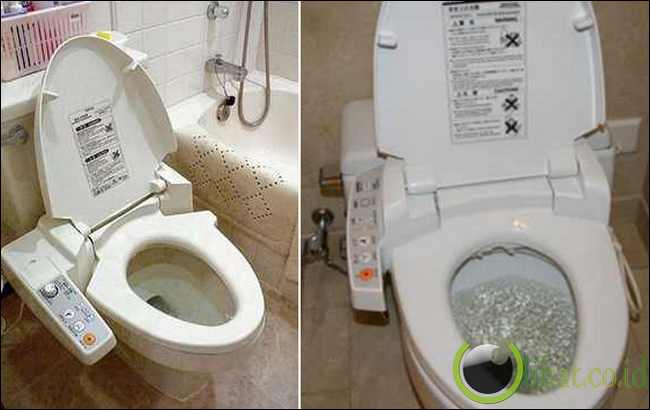 Japanese Toilets High Tech