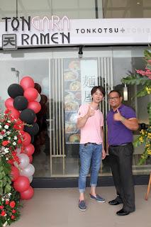 Tongara Ramen, Escario Central, Cebu City Tonkotsu + Torigara, Makoto Okazaki, Aurbrey Borja, Barney Borja