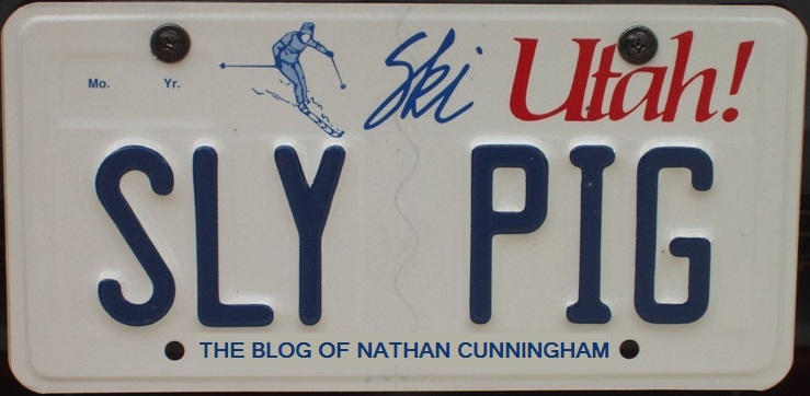 Sly Pig: the Blog of Nathan Cunningham