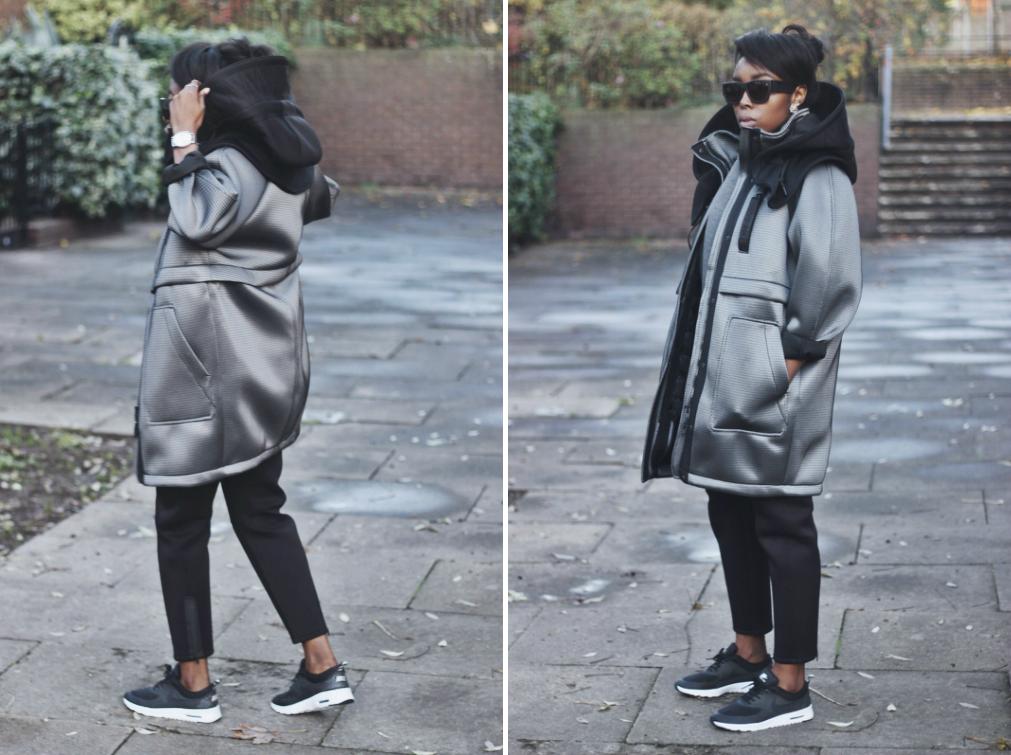 Alexander Wang x H&M Parka Coat