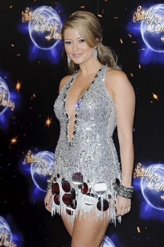Holly Valance – Strictly Come Dancing Launch in London