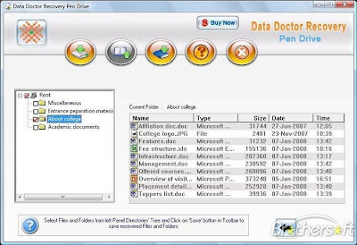 Pen Drive Data Recovery v4.0.1.6 Serial Setup