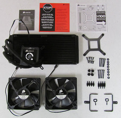 How to Install Hydro Series H100 Extreme Performance Liquid CPU Cooler picture 2