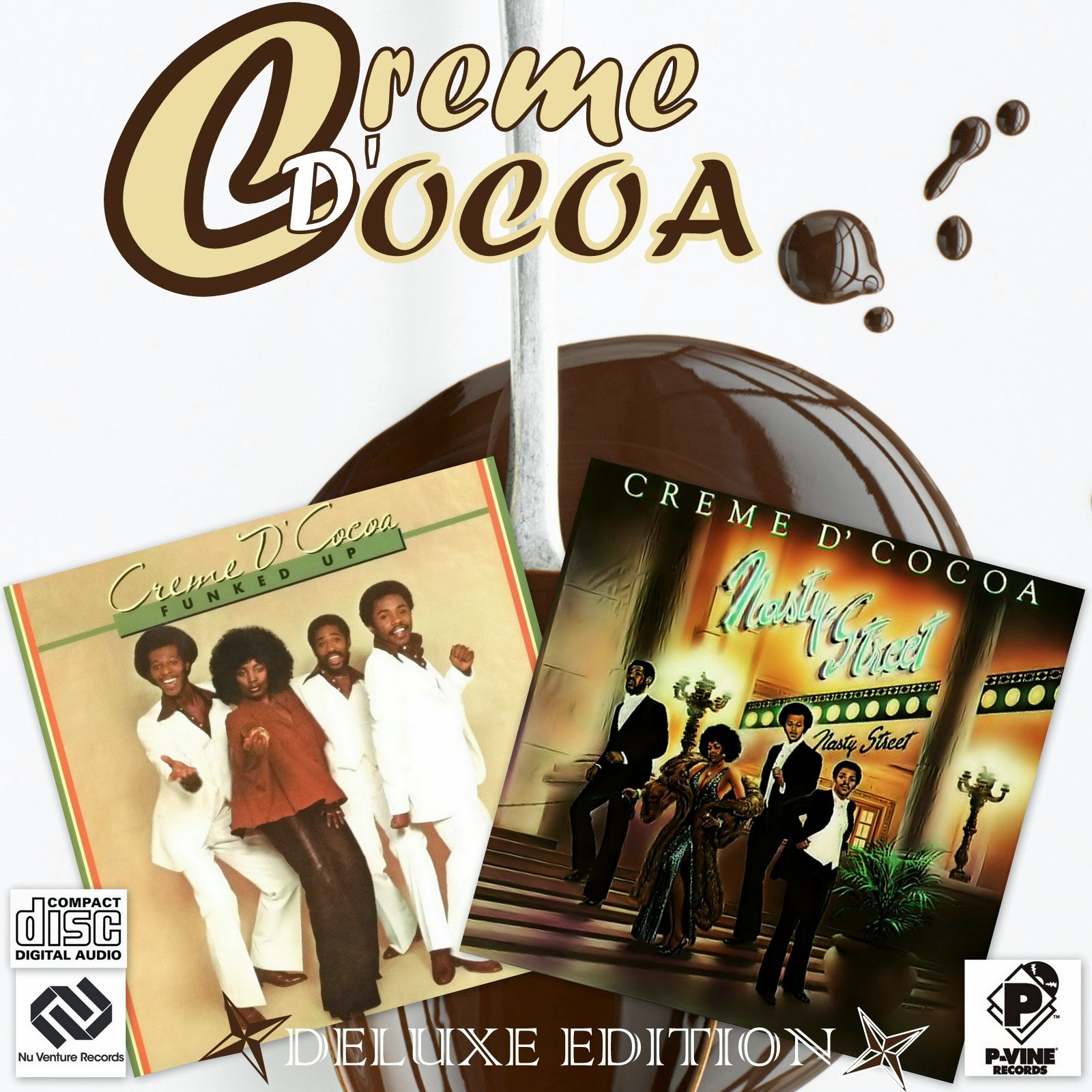 Creme D'Cocoa - Mr. Me, Mrs. You / Leading Lady