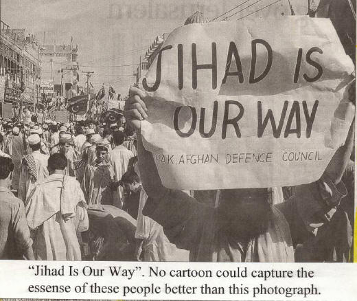 jihad the true meaning 'jihad' is not a dirty word muslims should not censor themselves on a distortion of the true meaning of the word make it a true jihad of peace.