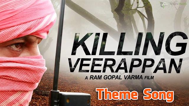 Killing Veerappan Theme Music | Ram Gopal Varma | Shivraj Kumar