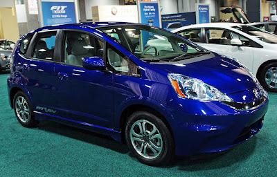 2013 Honda Fit EV Review | Price, Interior, Exterior, Engine