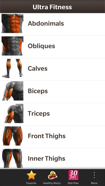 Ultra Fitness Apk
