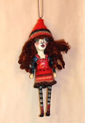 DanglyDollRed/OOAK-art-doll