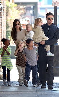 cute kids hollywood actress celebrity angelina jolie