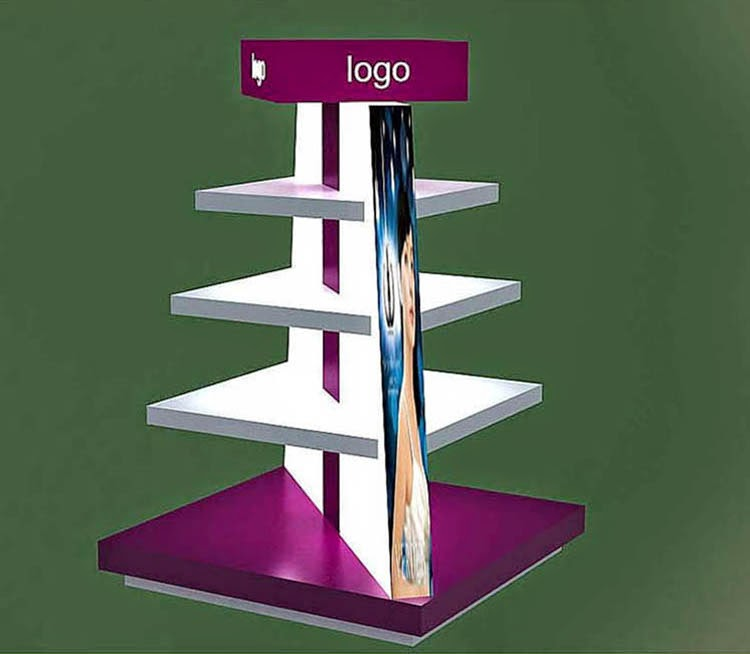 Exhibition Stands Product : Design and manufacturer display stands in uae wooden