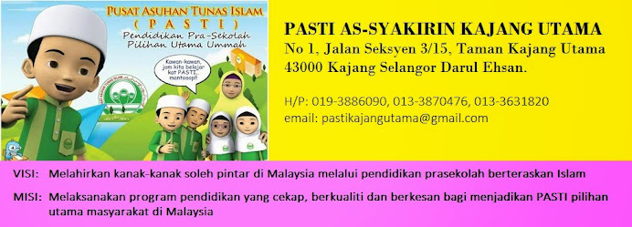 pasti As-syakirin