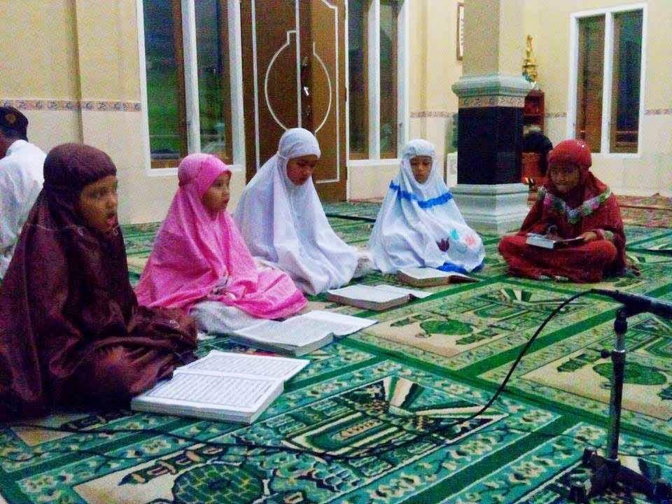 Kiat / Tips Menghapal Al-qur'an