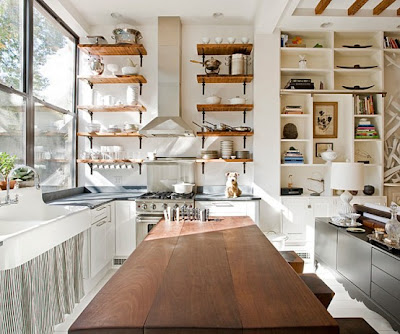 modern vintage kitchen designs