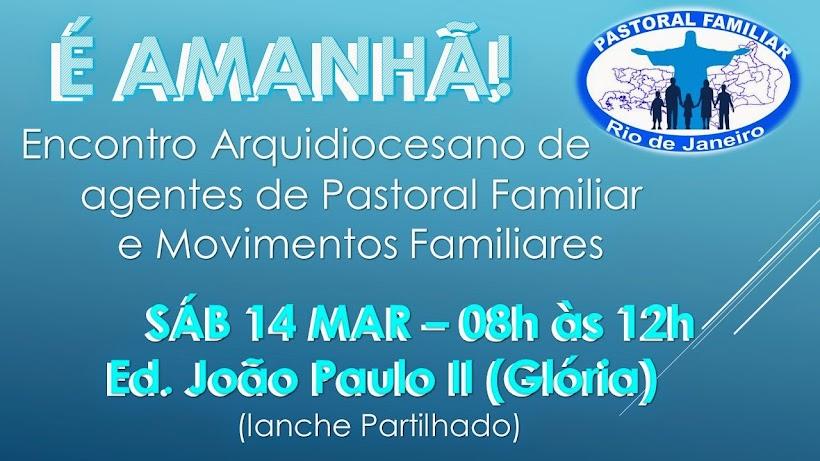 ATENÇÃO FAMÍLIAS!