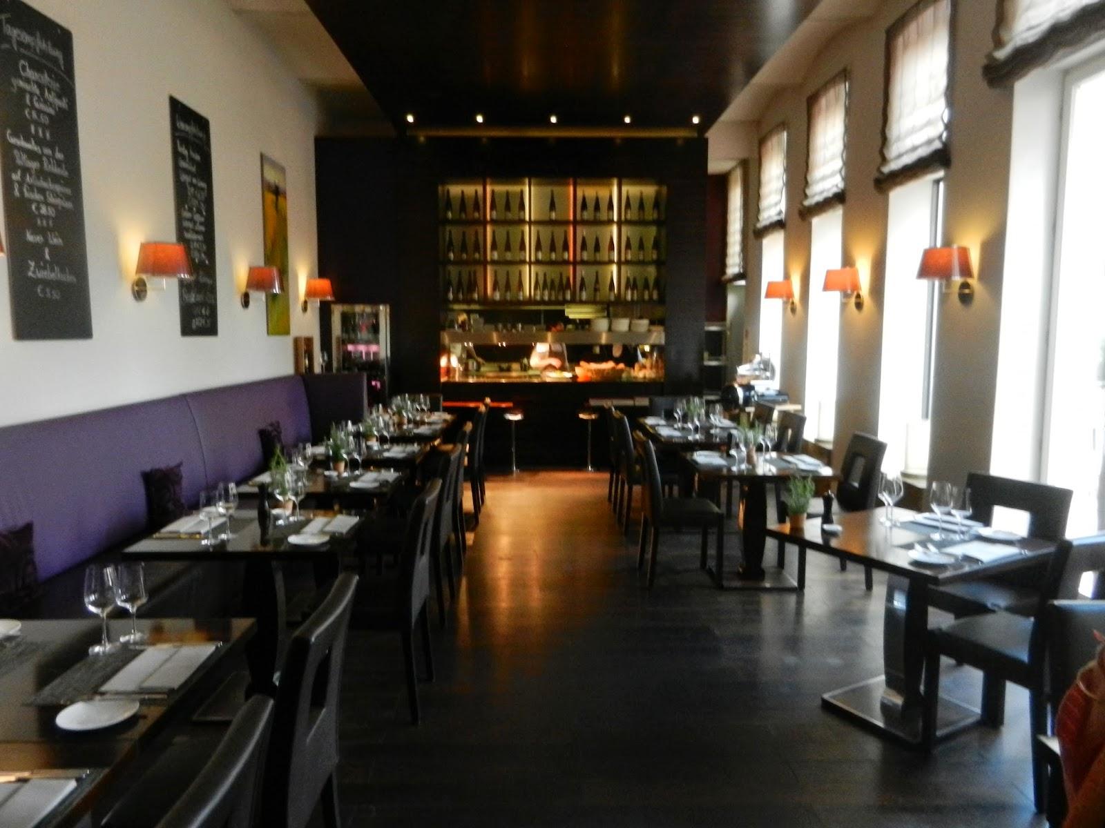 Cafe de Paris Mushrooms Salad And Café de Paris