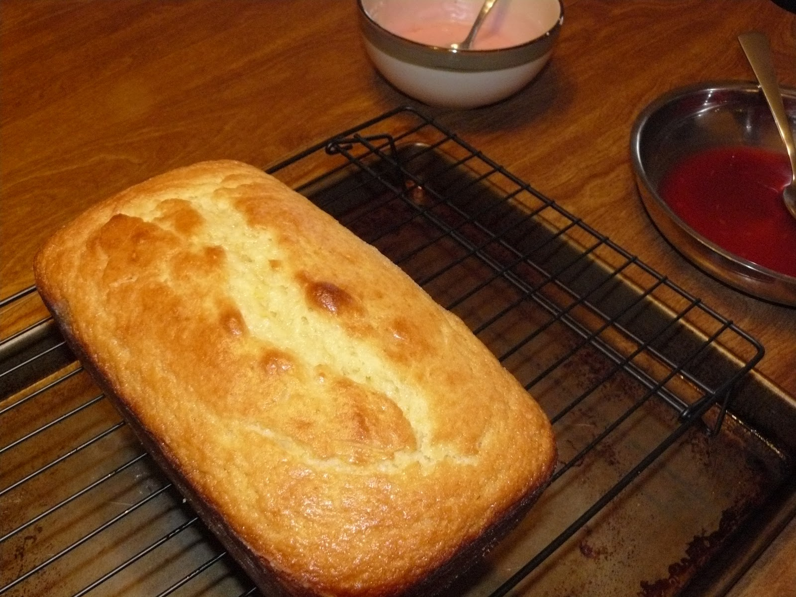chookie chookie: blood orange yogurt bread