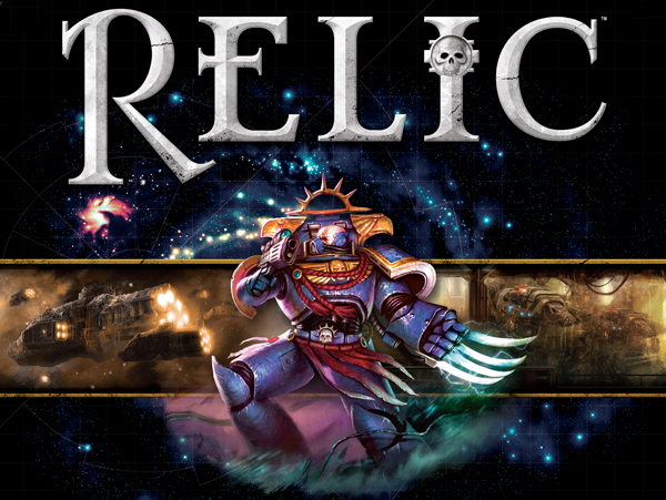 Relic Warhammer 40k board game review