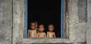 Kasus kelaparan terparah di dunia