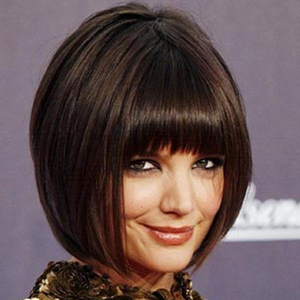 Hair Trend Short Hairstyle With Sharp Edges
